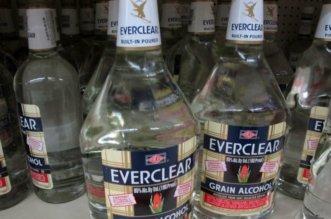 Everclear Bottles