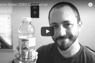 Vitamin Water Zero Commercial