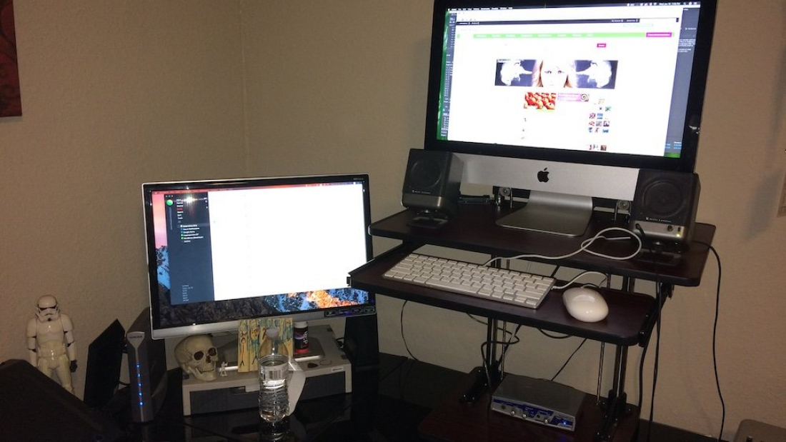 Standing Desk by Stand Stead