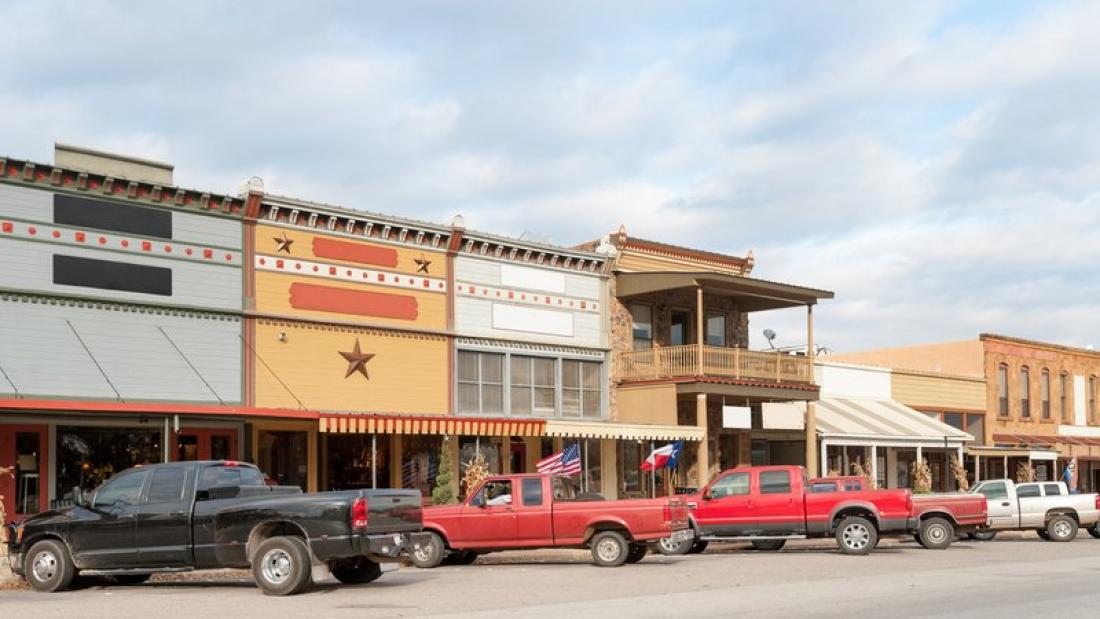 Small Texas Town