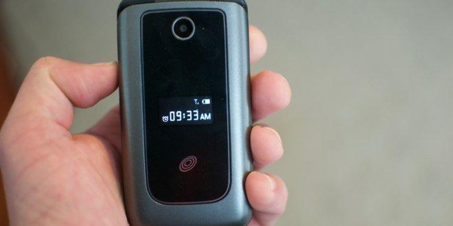 Straight Talk ZTE Feature Phone