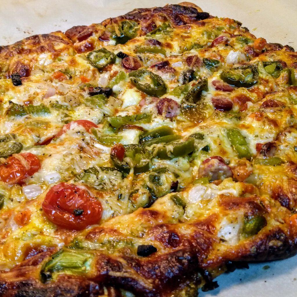 Semi-Homemade Pizza