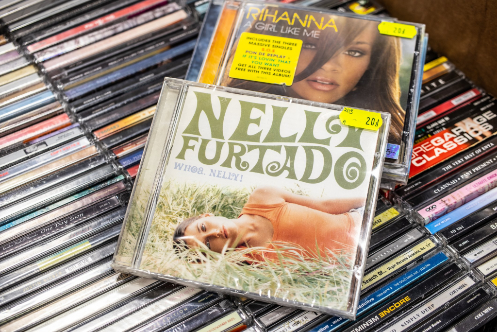 Nelly Furtado CDs