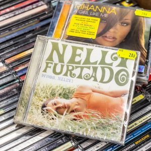 Nelly Furtado CDs