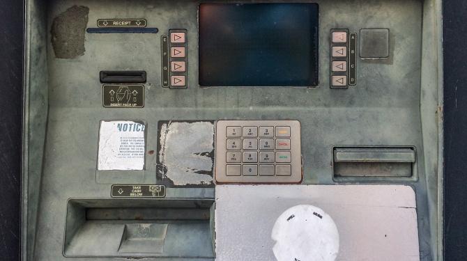 Old ATM